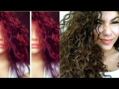 MY NATURAL CURLY HAIR JOURNEY