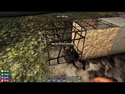 7 Days to Die A15: Block Upgrades