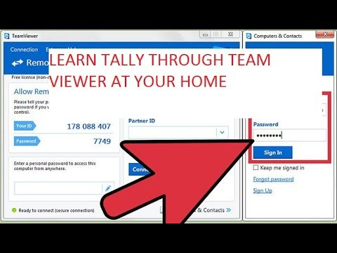 How to learn tally erp 9 software at your home