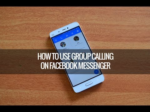 Facebook Messenger Group Calling -How to Use it
