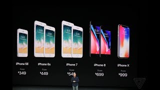 Apple iPhone X Event Highlights - iPhone 8 & 8+ | iPhone X | Apple TV 4K & More