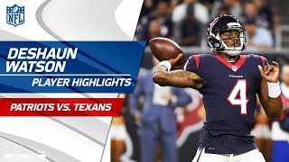 Every Deshaun Watson Play vs. New England | Patriots vs. Texans | Preseason Wk 2 Player Highlights