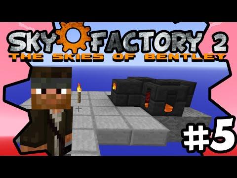 Starter Smeltery | Sky Factory 2 | Ep.5
