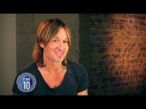 Keith Urban Talks Music, Humble Beginnings & Family | Studio 10