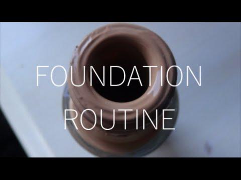 My Foundation Routine ☯♡