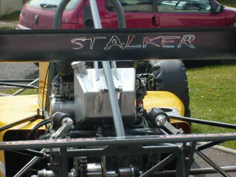 The making of DRD 'STALKER' Single Seater Hill Climb Car Holsworthy