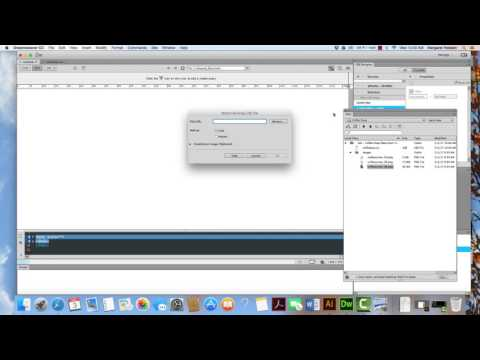 Creating a CSS Sheet in Dreamweaver