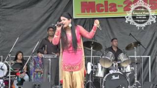 Miss Pooja Rangla Punjab Montreal Mela