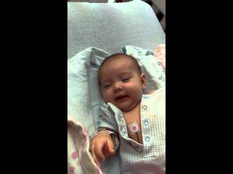Khloe has infant botulism