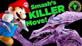 Game Theory: Why Ridley is Smash
