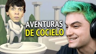 AS AVENTURAS DE COCIELO