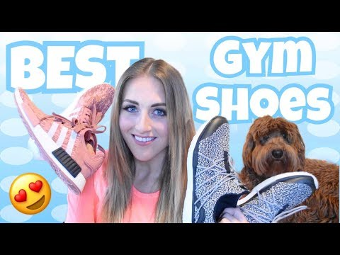 BEST Gym Shoes for Lifting and Cardio + SHOE GIVEAWAY