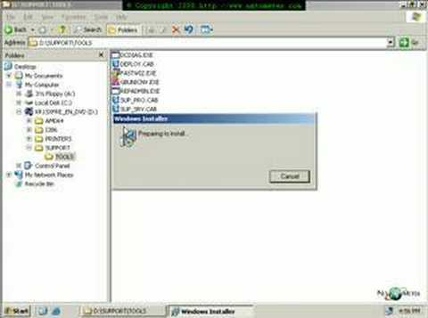 How to perform an In-place Upgrade of Windows Server 2008