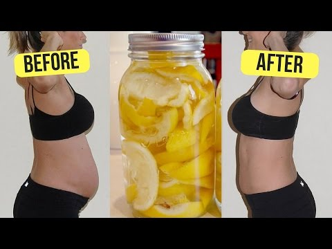How to Lose Body Fat, Lose Belly Fat, Burn Fat Fast 10 KG in 2 Weeks with This Miracle Drink Proved