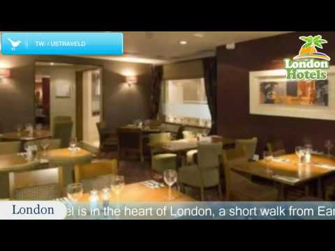 Premier Inn London Kensington - London Hotels, UK