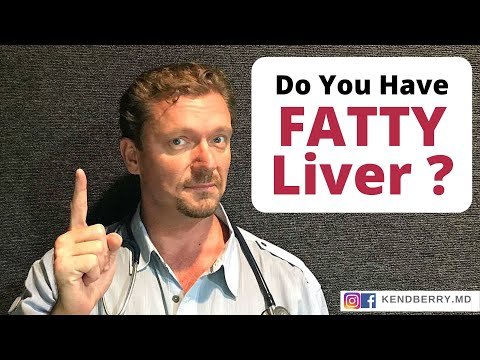 Fatty Liver: Do You Have It? (How to Tell)