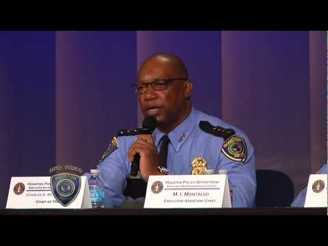 PACA Town Hall Meeting (Houston Police Department, HPD Video Production)