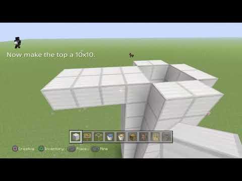 Minecraft - Iron Golem Farm PS4/PS3.