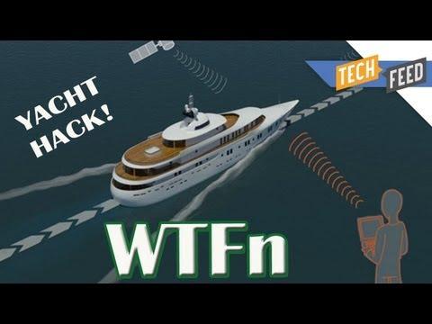WTFn: Yacht Hacks, Heroin Hacks, Heckling Hackers!
