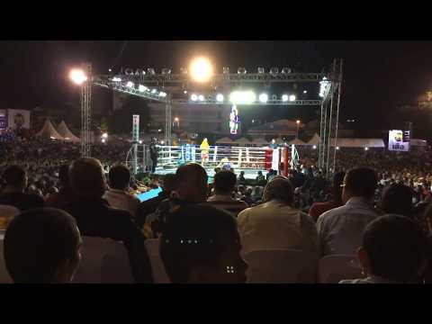 มวยไทย ศึกวันพรัญขัย คู่ที่ 10 ตะวันฉาย พีเคแสนชัยมวยไทยยิมส์ VS หยก พรัญชัย