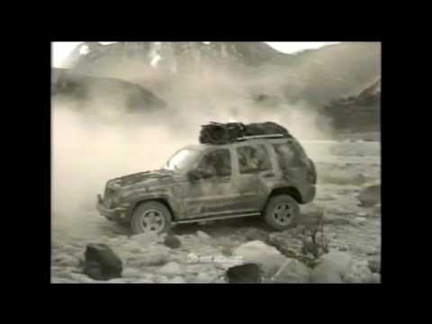 Jeep Liberty Renegade Commercial - 2004