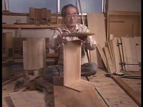 Amazing japanese woodworking skills