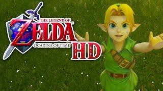 Zelda: Ocarina of Time HD - Demo (Unreal Engine 4)