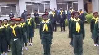 tanzania adventist primary school pathfinders