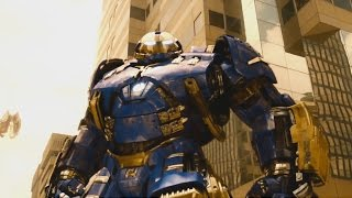 Blue Hulkbuster Suit Avengers 2 Age of Ultron rev (Edited/Review)