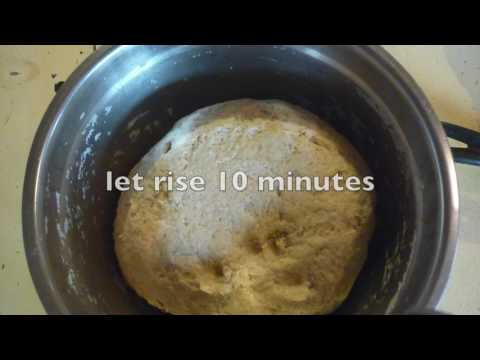 Simple Easy Oatmeal Bread From Scratch