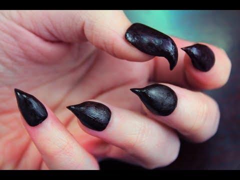 DIY: Claw Nails