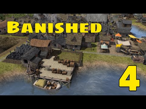 BANISHED - #4 - Death, Ale, and Cattle