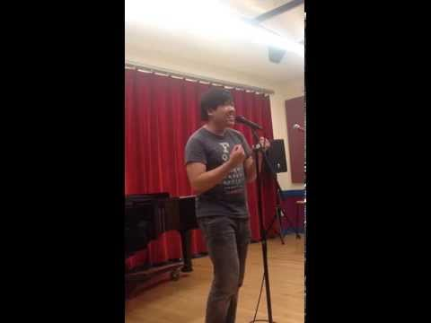 Run Away With Me - Berklee Musical Theatre Cabaret 2013