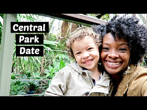 CENTRAL PARK DATE!