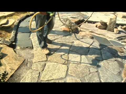 Home Work With Hank Gator Dust Patio 2