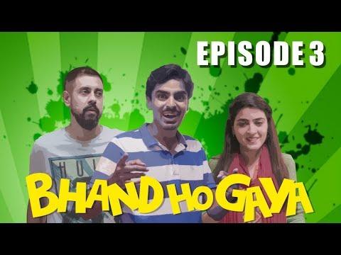 Iftaar Delivery | Bhand Ho Gaya | Web Series Ep 3 | Bekaar Films