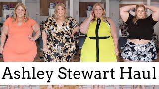 Ashley Stewart Spring 2018 Haul