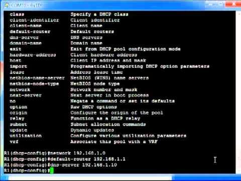 Cisco Router Basic Config - Part 2