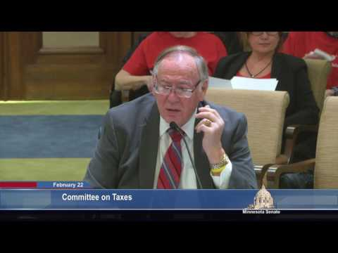 Eliminating Minnesota Income Tax on Social Security Benefits