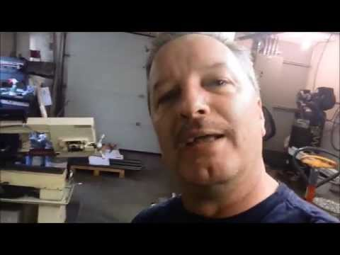 Quick Tuesday Video 8-5-14 at Crosby Machine Company