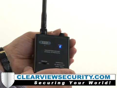 Pro RF Detector (radio Frequency)