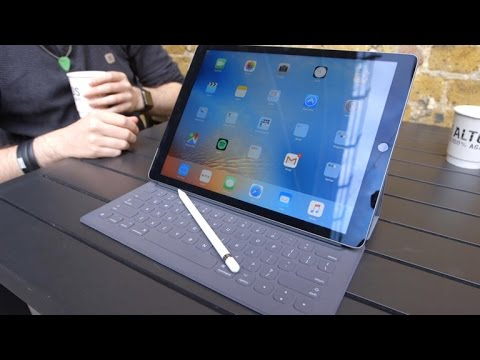 iPad Pro after one week: Can it replace your laptop?