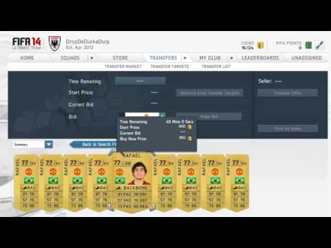 How To Trade In Fifa 14 | TRADING TIPS |#3 MAKE MILLIONS OF COINS!!!! | FIFA 14 ULTIMATE TEAM!