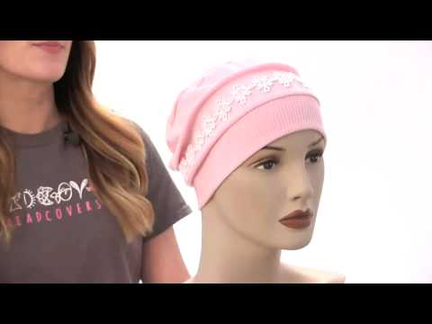 Eleanor Sleep Cap Turban for Cancer Chemotherapy Patients