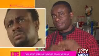 Exclusive With Nollywood Star Emeka Ike - Let