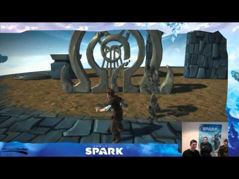 Project Spark Live Stream: Kodian Archives