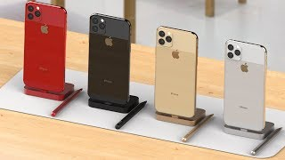 Radical iPhone 11 Changes! Product RED, Price & Stylus