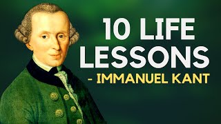 10 Life Lessons From Immanuel Kant (Kantianism)
