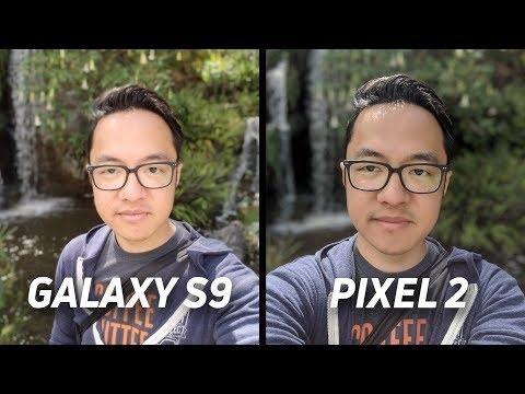 Samsung Galaxy S9 vs Pixel 2 XL Camera Shootout