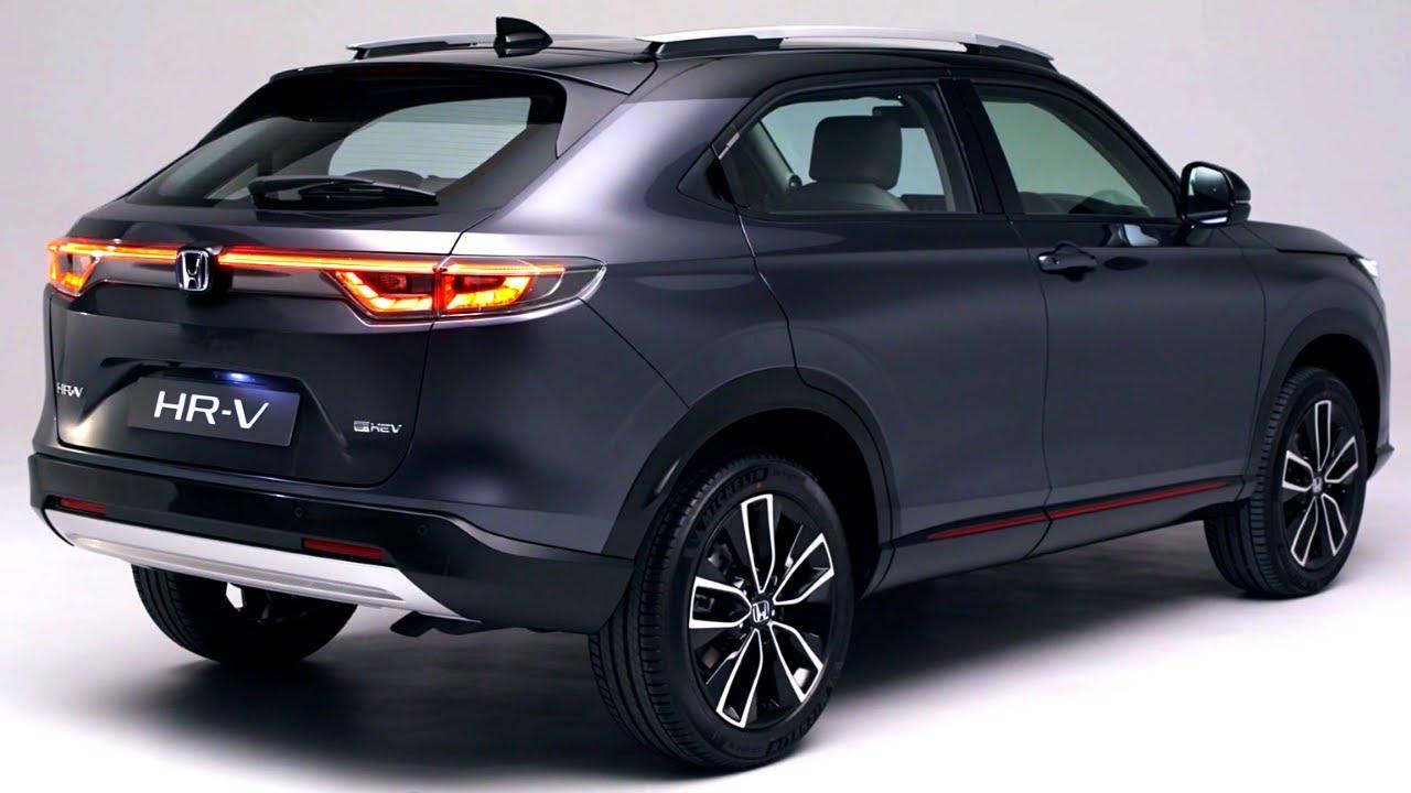 All-New Honda HR-V 2022 - Redesigned | Interior and Exterior (Compact SUV)